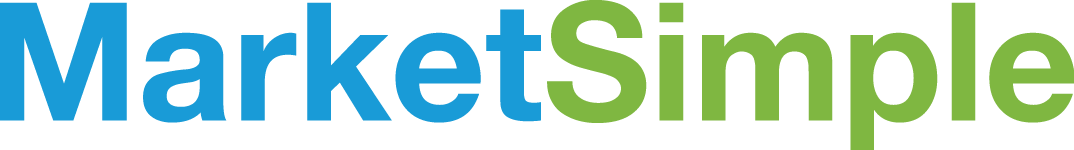 MarketSimple Text logo